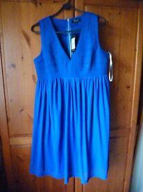 Maternity/Bridesmaid Dress by NEW LOOK. BNWT Size 14 - Shipley
