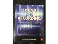 Sound and Recording 6th ed