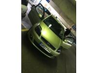 Ford Fiesta Zetec swap for 7 seater