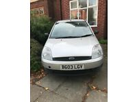 Ford Fiesta 1.4 2003. Service history. No problems. Quick sale