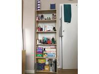 Shelf unit / Bookshelf - 6 levels - great condition