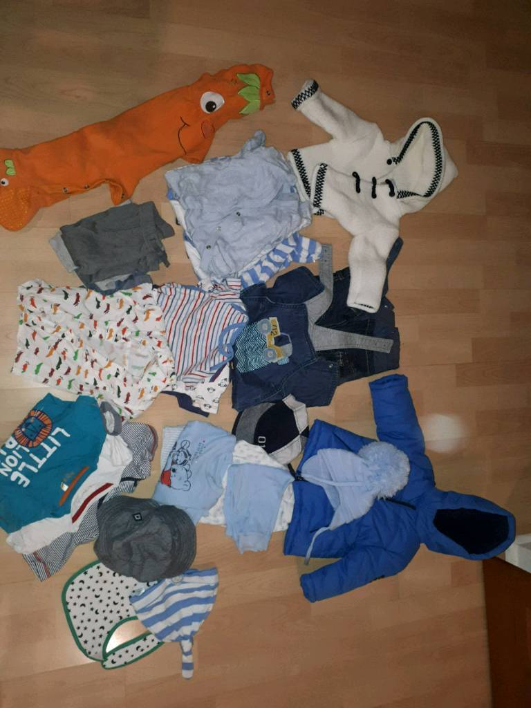 6-9months boy bundle