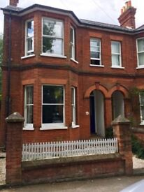 Nice room in friendly house share close to station