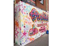 Graffiti/ commerical Artisit Manchester