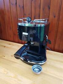 Delonghi Espresso Coffee machine - 2016