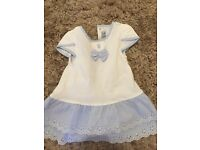 Mayoral baby girl designer dress 6-9m