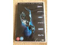 BRAND NEW & SEALED ALIENS SPECIAL EDITION DVD