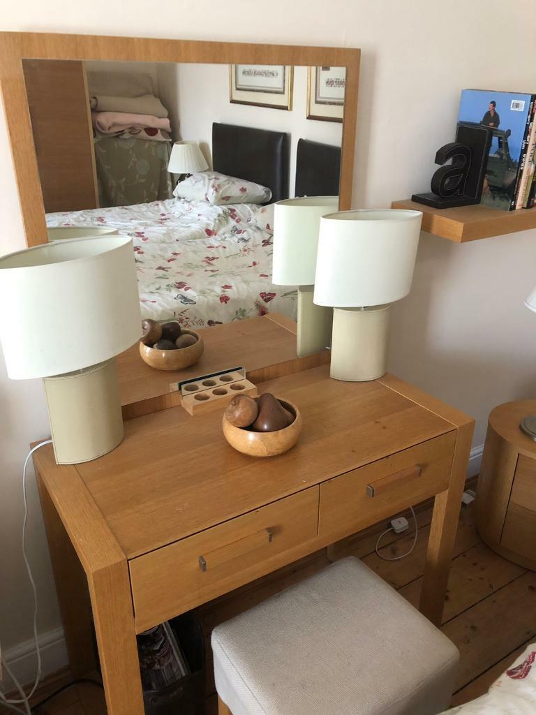 Dwell Dressing Table And Mirror