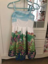 Beautiful Monsoon girl's prom dress, age 12