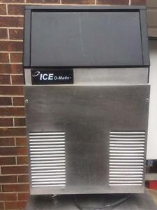 Ice-O-Matic Model ICEU060A 60-Lb Air Cooled Ice Machine