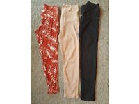 H&M Maternity Clothes Bundle (7 items) size 12/14 - Great condition