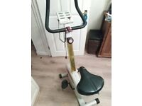 Gold's Gym Cardio Stationary Exercise Bike