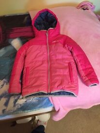 Regatta girls winter coat size 5-6