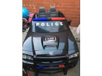 For sale police car for children