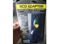 RCD ADAPTOR electronic voltage tester