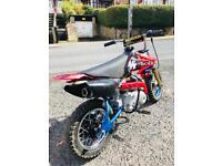 50cc Semi Auto Pitbike not quad cr kx rm