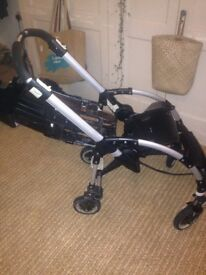 Broken bugaboo bee chassis - free