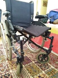 Worldwide Mobility Wheel Chair - Self propelled, folding.