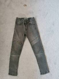 skinny boys trousers Next 7years