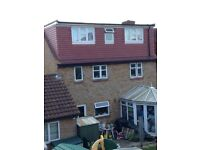 New roof, roof repairs, loft conversions , kitchen extension, new kitchen toilet