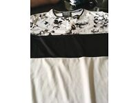 Supply and demand men's t shirt size large