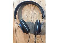 Bowers & Wilkins P3 On-Ear Headphones B&W - Black