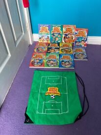 Brand New Frank Lampard Frankie's Magic Football Collection 1-12 Must Go