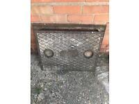 Cast Iron Manhole Cover 600x450