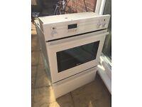 Neff Double Oven - White
