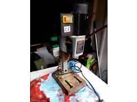 Bench top mortace drill inc bits