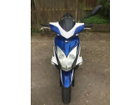 Kymco Super 8 50cc / 64 Plate / Only 2174 Miles