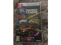 Nintendo switch rocket league