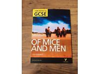 Of Mice and Men York GCSE notes