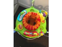 fisher price jumperoo. Used but in excellent condition.