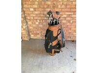 Retro Golf Clubs