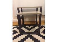 Side tables (Ikea Rissna)