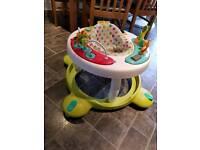 Baby Walker - Mothercare Spots Walk Around