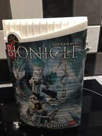 VINTAGE COLLECTABLE ***LEGO BIONICLES. 8982. Strakk 88 *NOW REDUCED *** CHRISTMAS PRESENT