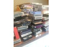 Free collection of vhs, star trek, and classic tv and films free to collecter