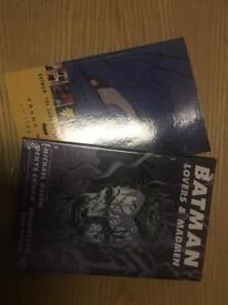 Batman Graphic Novels Comics