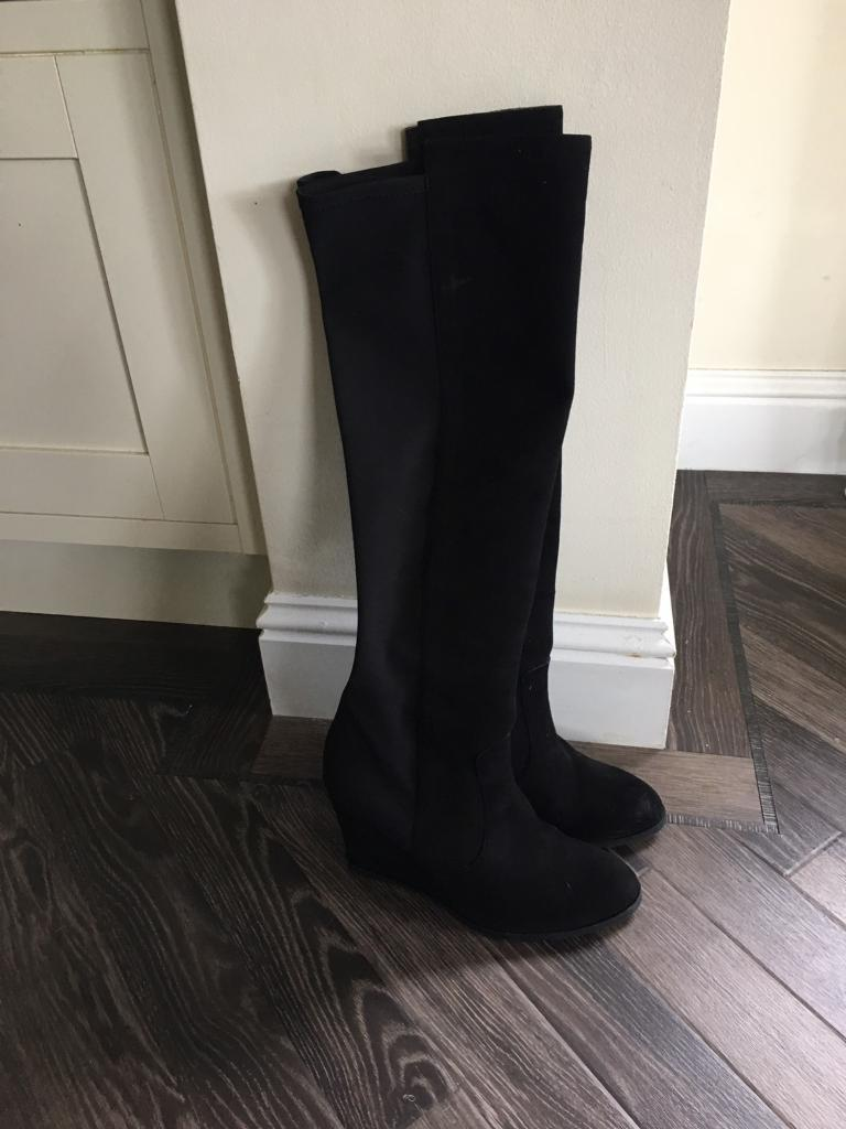 Elia B pussy cat boots size 40 ( uk 7)