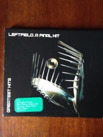 LEFTFIELD GREATEST HITS CD