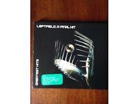 LEFTFIELD GREATEST HITS CD