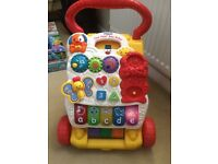 Vtech Baby walker with lights and sounds