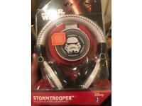 Stormtrooper Headphone