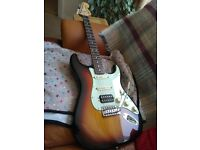 Fender Stratocaster Deluxe 2012 mint swap or sell
