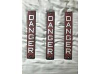 3 enamel danger signs