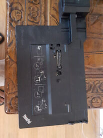 Reduced **Lenovo T410/T420/T430 with power adapter dock £40** ONO