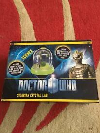 Doctor Who Silurian Crystal Lab