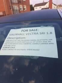Vauxhall Vector